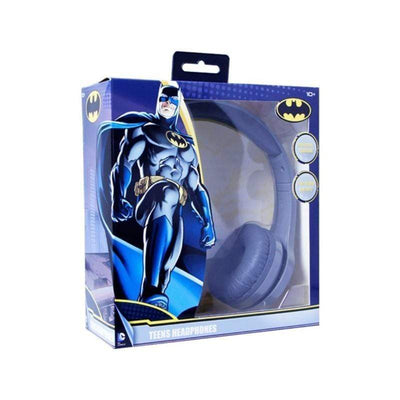 SMD Technologies Kids Headphones DC Batman Warner Bros DC Batman Teens Headphone