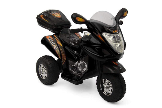 Calasca Kids Ride on Toys Jeronimo SUPER Bike - Black