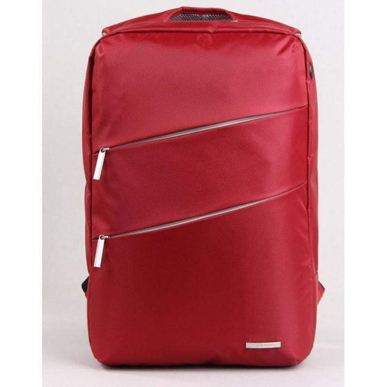 "SMD Technologies Laptop Backpacks Red Kingsons 15.6"" Laptop Backpack - Evolution"
