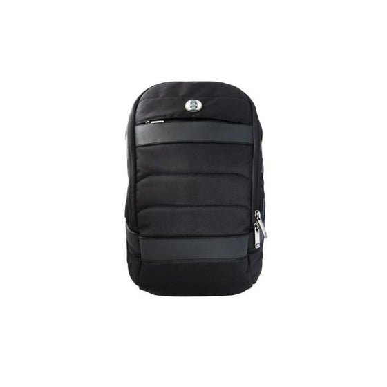 SMD Technologies Laptop Backpacks Black Swiss Digital Japan Laptop Backpack- Black