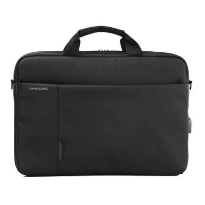 SMD Technologies Laptop Shoulder Bags Black Kingsons Charged series Laptop Backpack