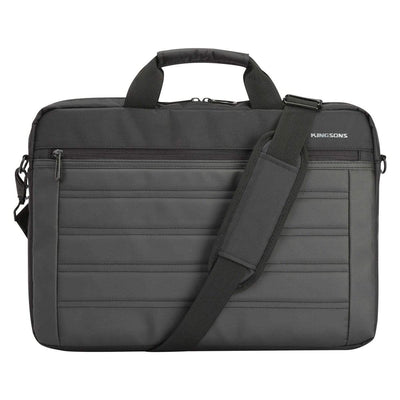 SMD Technologies Laptop Shoulder Bags Black-Blue Kingsons Legacy Series Laptop Bag