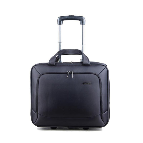 "SMD Technologies Laptop Trolley Bags Black Kingsons Prime series 15.6"" Laptop Trolley Bag"