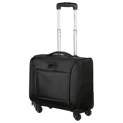 SMD Technologies Laptop Trolley Bags Black Travelwize RichB Business Trolley 16 - Black