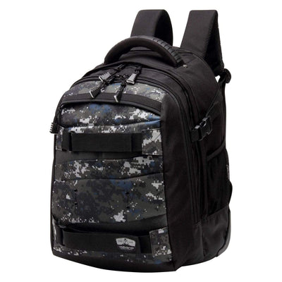 SMD Technologies Laptop Trolley Bags Camo Volkano BamM Trolley Backpack 18L - Camo