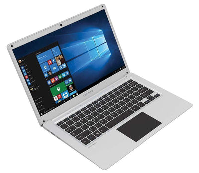 SMD Technologies LAPTOPS Connex SwiftBook-PRO Silver Celeron 3350 Apollo Lake4/64GB1366x768HDD bay3500mAh
