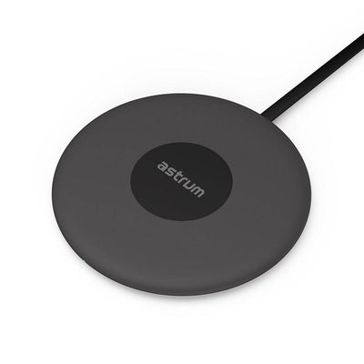 Astrum Mobile Phone Holders Astrum Qi 1.2 Slim Wireless Charging Pad - CW240