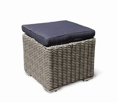 Calasca Patio Tables & Chairs Fine Living - Elements Lounge Rattan - Ottoman