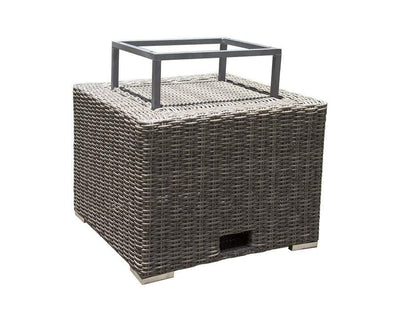 Calasca Patio Tables & Chairs Fine Living - Elements Lounge Rattan - Table base