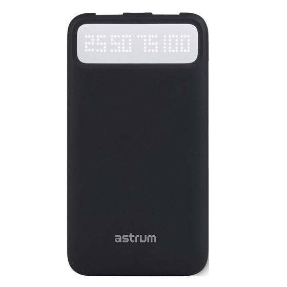 Astrum Power Banks Astrum 8000mAh Universal Dual USB Power Bank 2A  - PB780 Black