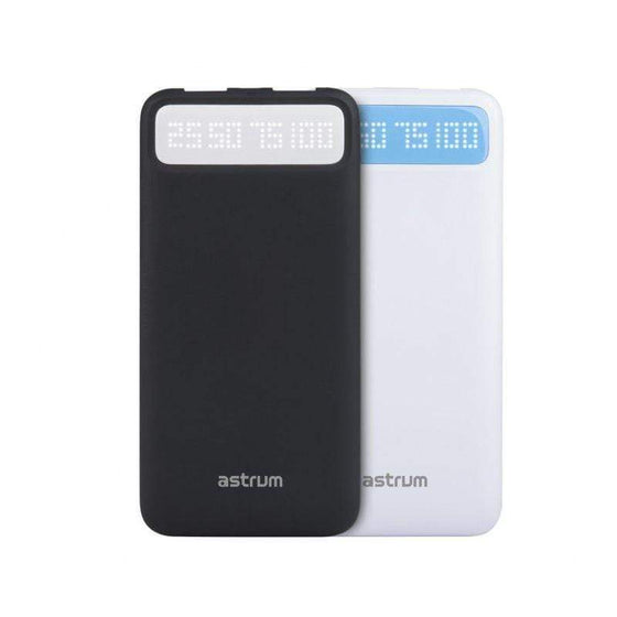 Astrum Power Banks Astrum 9000mAh Universal Quick Charge Power Bank 3A Max  - PB150 Black