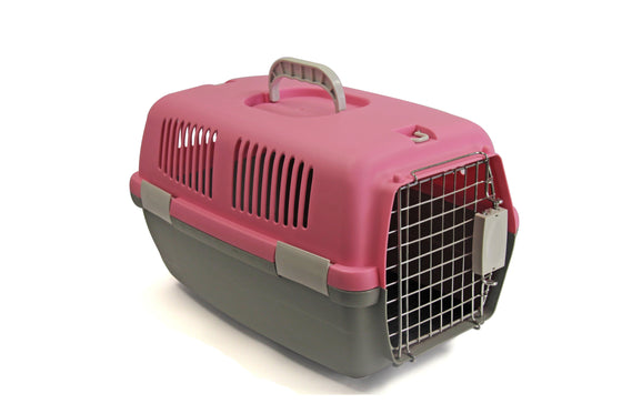 Calasca Rex - Pet Travel Case - Small - Pink