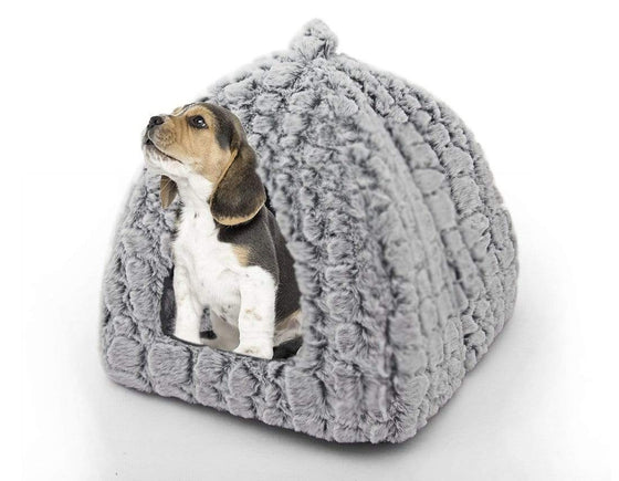 Calasca Rex - Snakeskin Plush Pet House