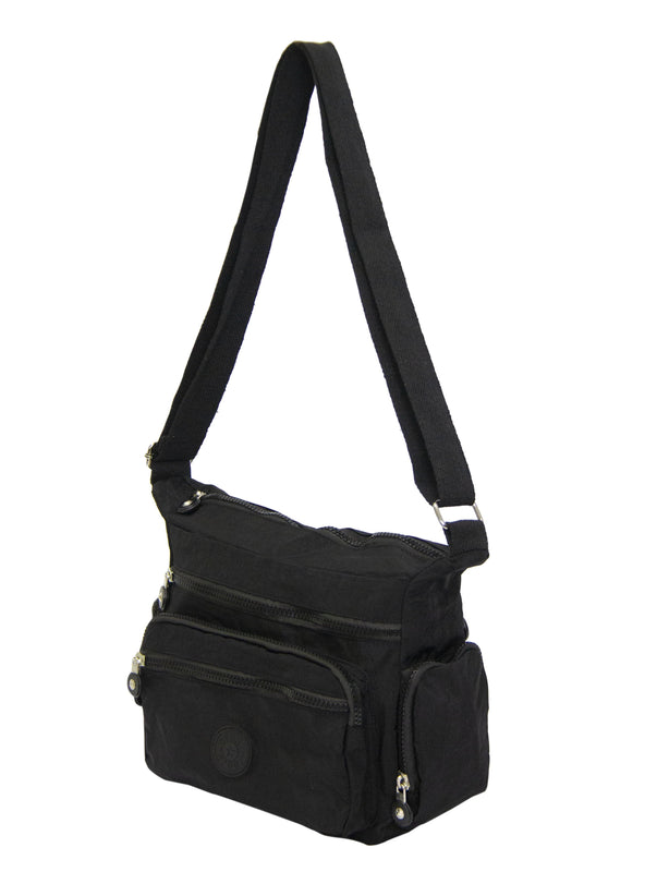 Calasca Shoulder Bags Side Kick Serena Shoulder Bag - Black