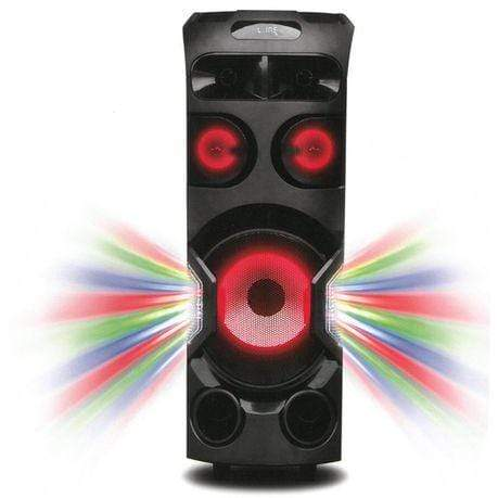 "NU WORLD Speaker Systems JVC 600W Bluetooth 10"" Active Party Speaker - XS-N619PB"