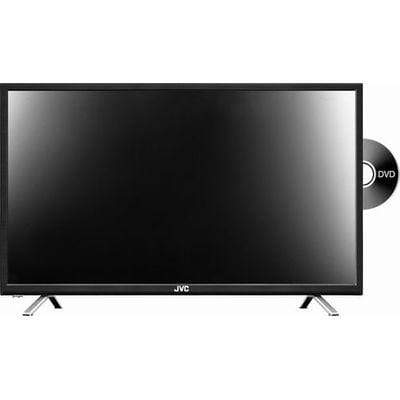 "NU WORLD Televisions 31-40 Inch JVC  32"" HD LED TV with Built-In DVD Player"