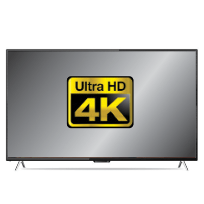 "NU WORLD Televisions 60+ Inch Telefunken TLEDD-65UHD 65"" LED UHD TV"