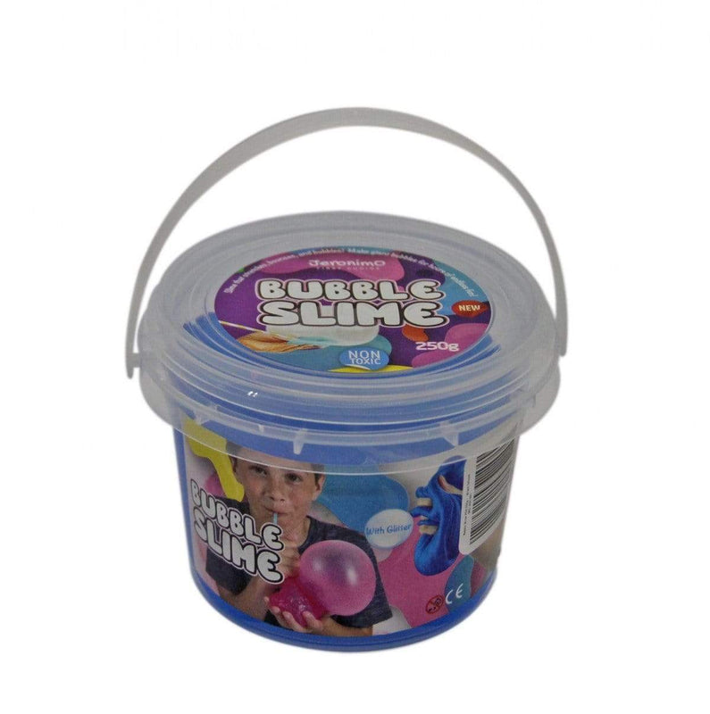 Calasca Toys for Boys & Girls Bubble Slime PDQ 250g - Mixed Colours