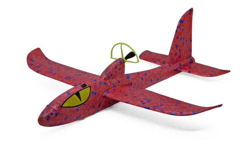 Calasca Toys for Boys & Girls Glider Plane - Red