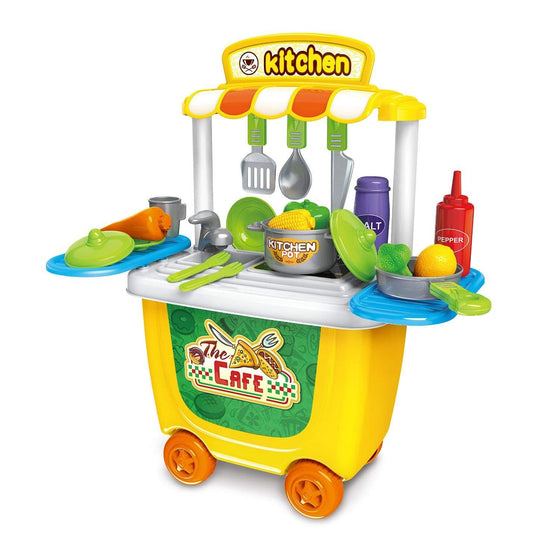 Calasca Toys for Boys & Girls Jeronimo - Café Cart