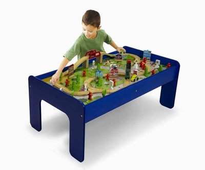 Calasca Toys for Boys Train Table - Large