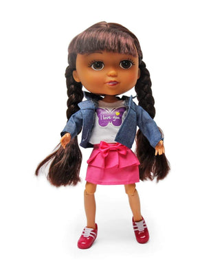 Calasca Toys for Girls Jeronimo - Kaibibi Doll - Vet