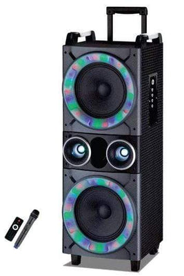 "NU WORLD Trolley Speakers Telefunken 8"" Trolley Dual Speaker"