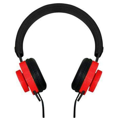 SMD Technologies Wired Headphones Rocka Switch Headphone - Black and Red