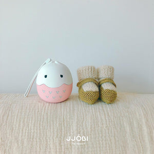 JJOBI Trolls - Eco Friendly Premium UV LED Pacifier Sterilizer - JJOBI_USA