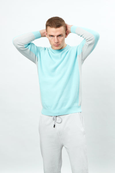Long Sleeve Crew Neck Knit