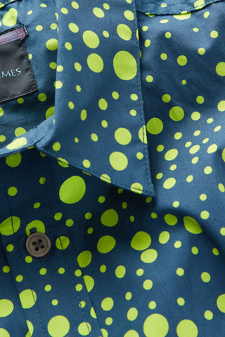 Multi Spot Short Sleeve Shirt