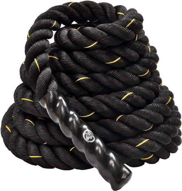 HulkFit Battle Exercise Training Ropes