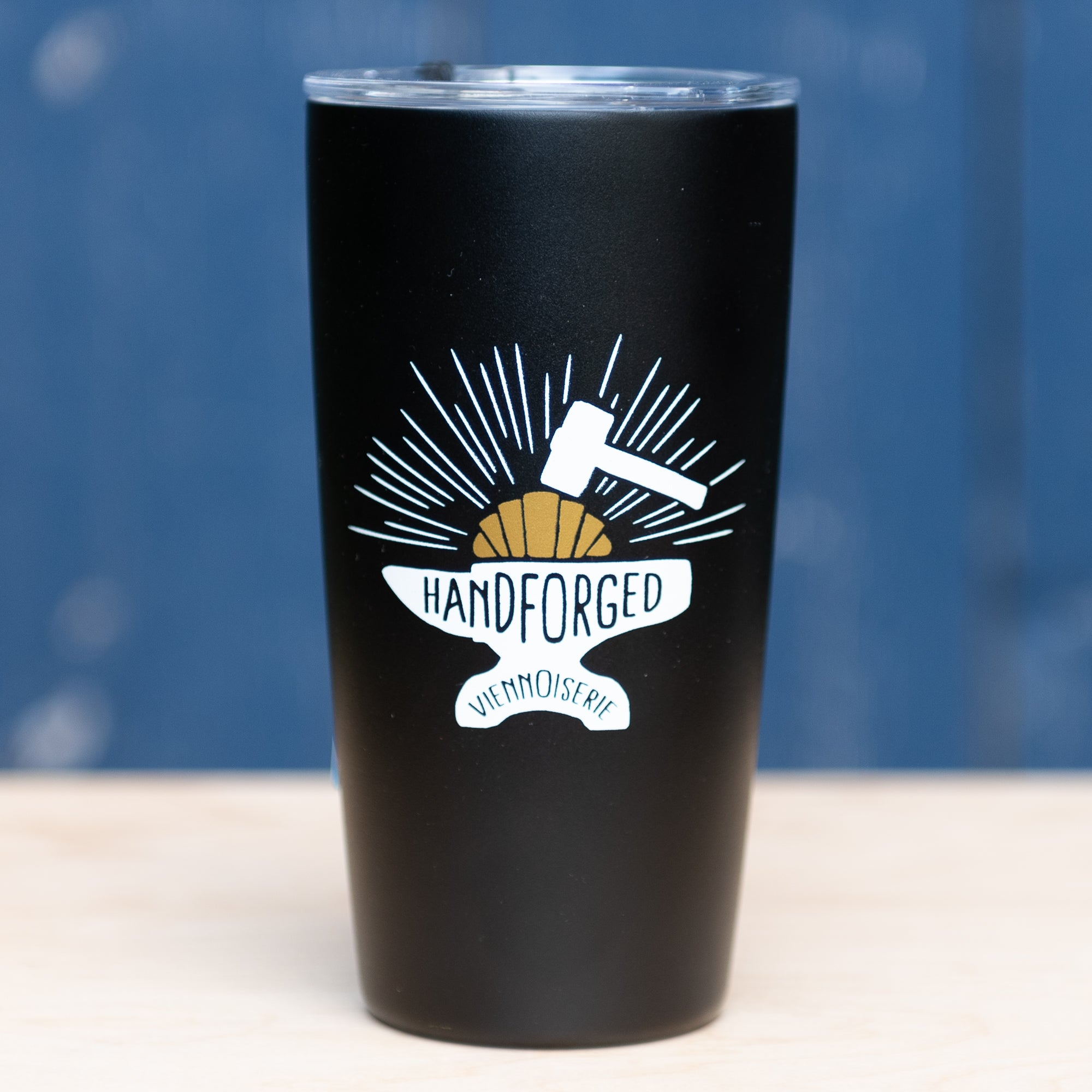 Hand Forged Viennoiserie - MiiR Insulated 16oz Tumbler