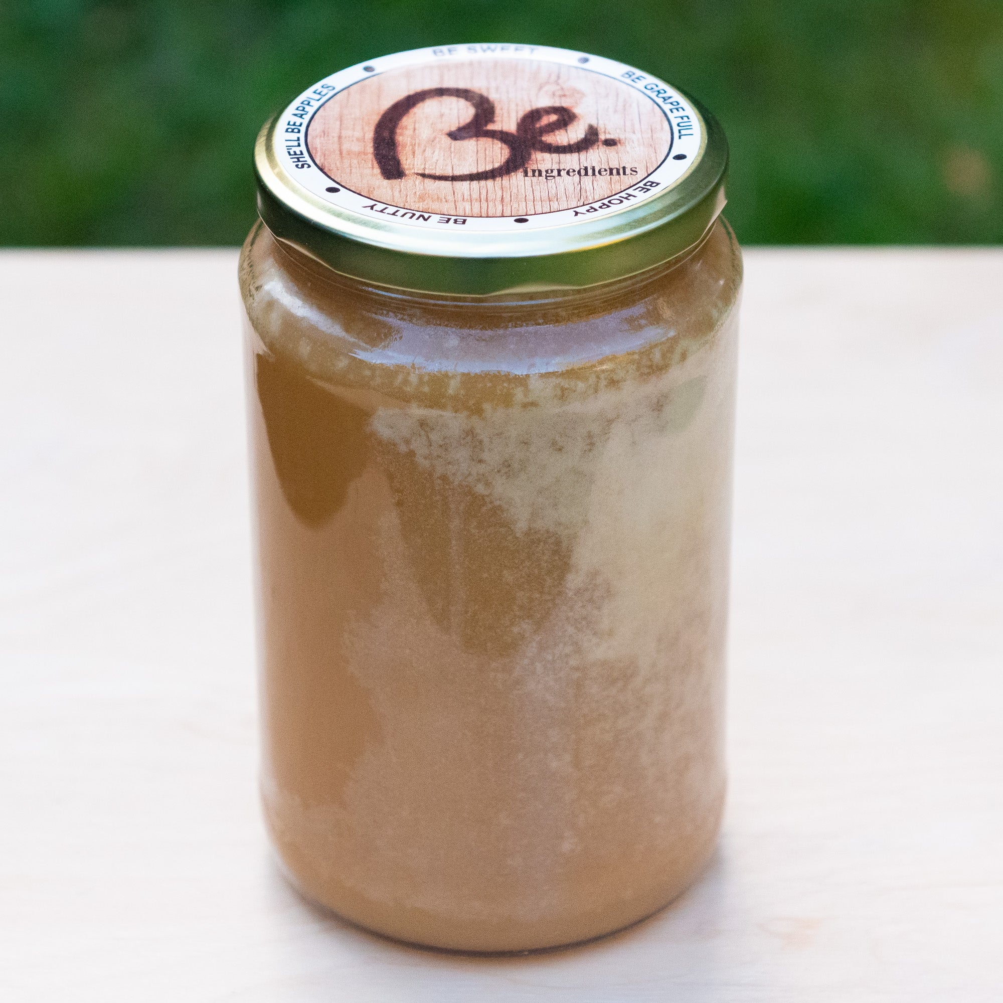 Be Ingredients • Local Raw Wildflower Honey