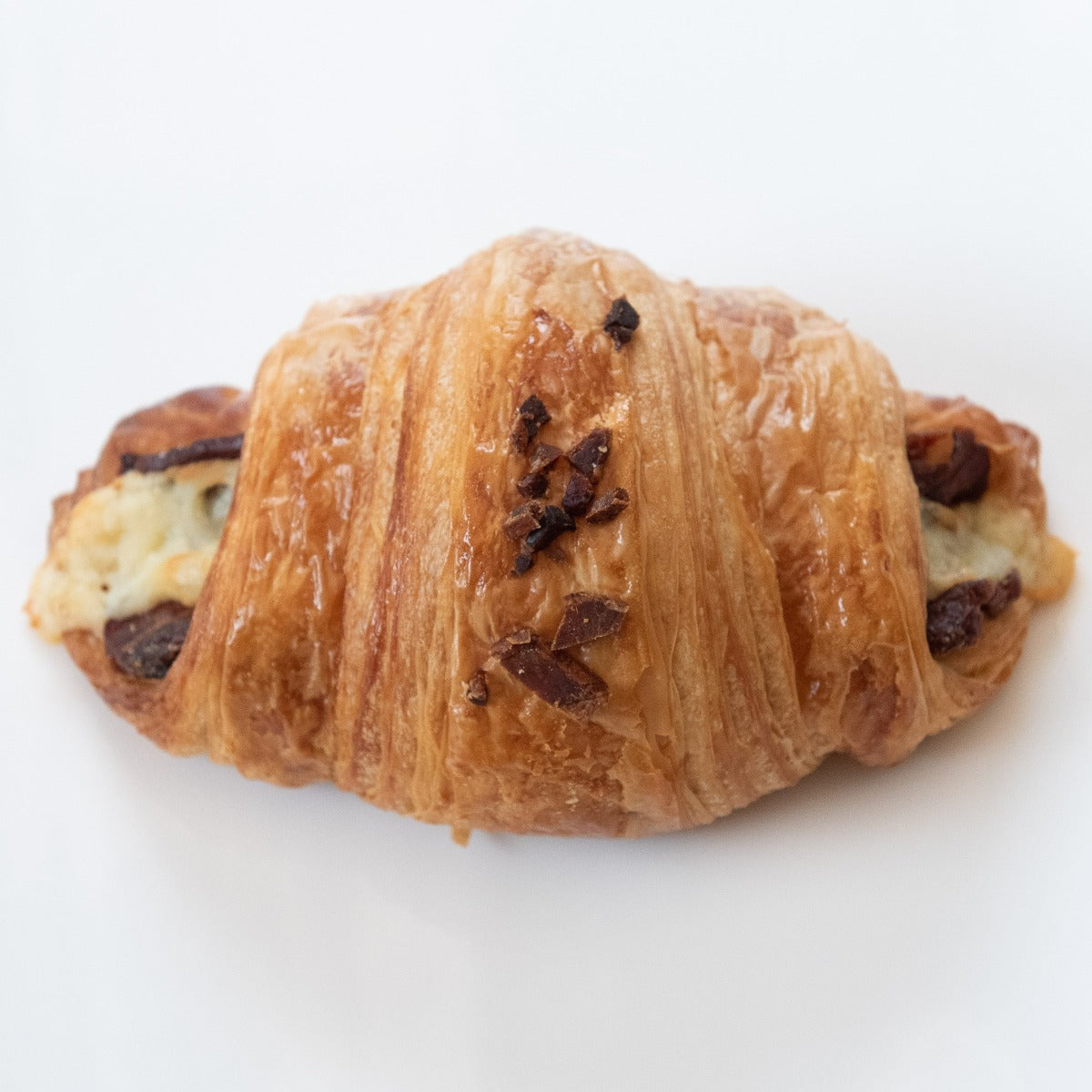 Double-Smoked Heritage Bacon and Cheese Croissant