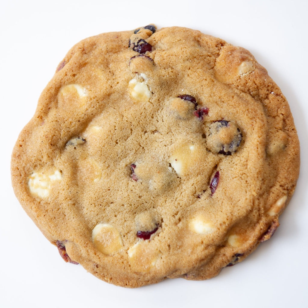 White Chocolate & Cranberry Cookie