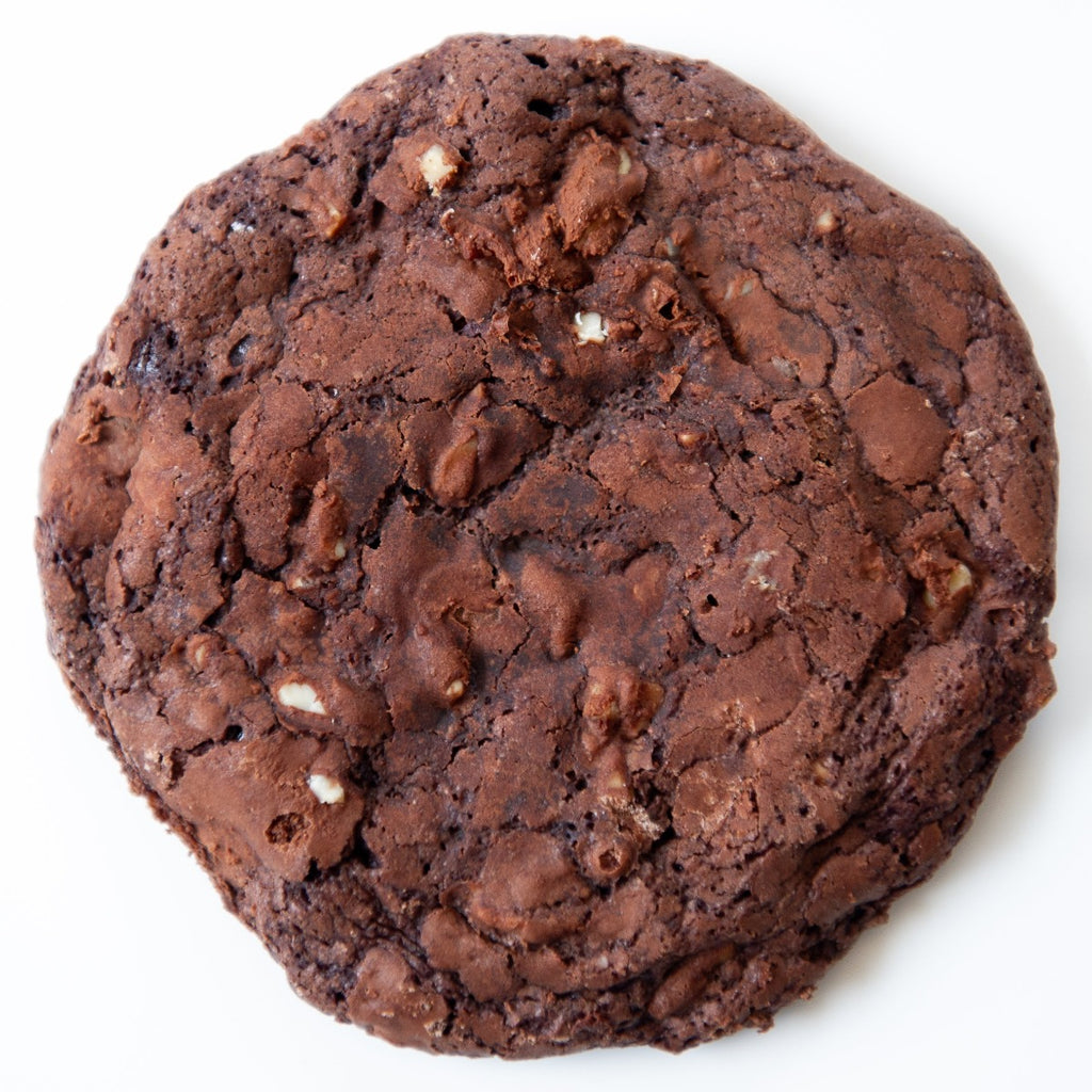 Dark Chocolate & Walnut Cookie