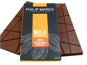 Milk Chocolate Bar - 38% Maracaibo Criolait