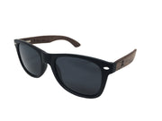 State of Alaska Classic Black Walnut Sunglasses