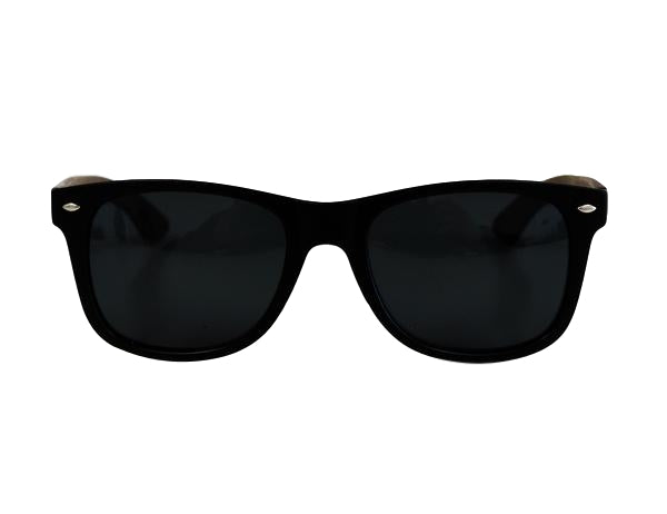 Classic Black Walnut Sunglasses