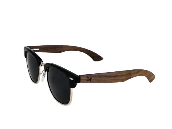 Classic Walnut Sunglasses