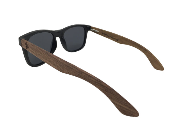 District of Columbia Classic Black Walnut Sunglasses
