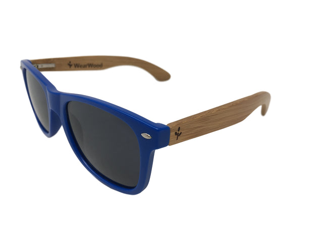 Royal Blue Bamboo