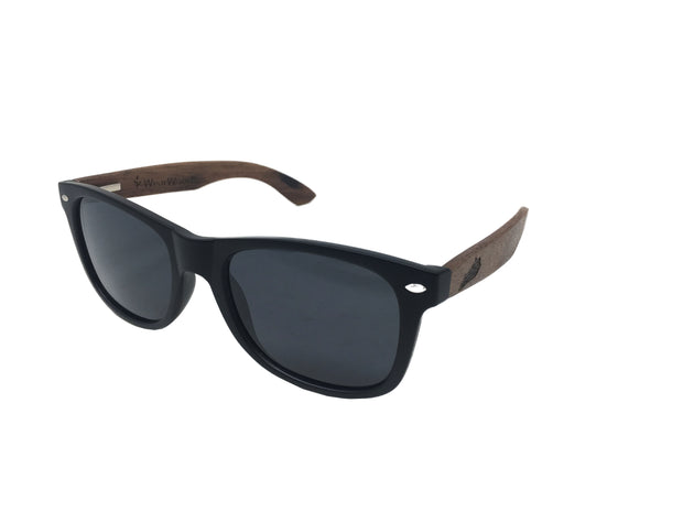 State of Kentucky Classic Black Walnut Sunglasses