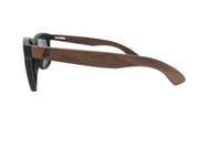 State of Maine Classic Black Walnut Sunglasses