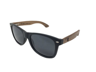 State of Maryland Classic Black Walnut Sunglasses