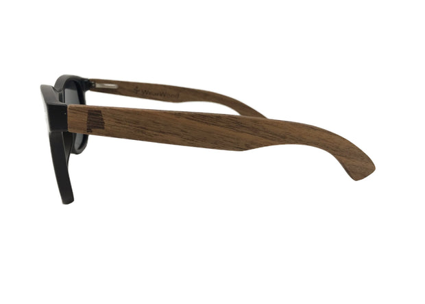 State of Alabama Walnut Sunglasses
