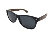 State of Rhode Island Classic Black Walnut Sunglasses
