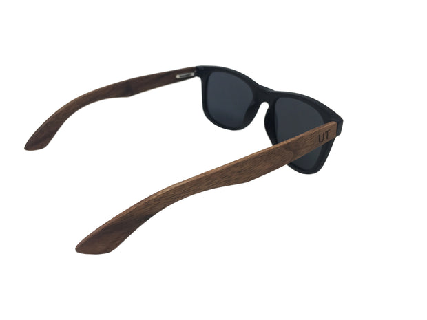 State of Utah Classic Walnut Sunglasses
