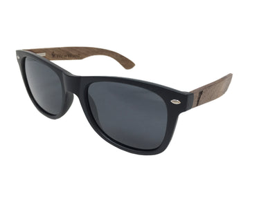 State of Vermont Walnut Sunglasses